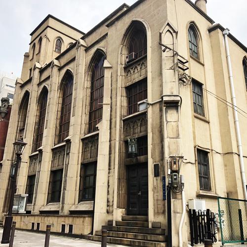 ■北船場周辺■浪花教会