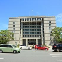 ■北船場周辺■大阪市役所