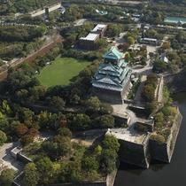 大阪城&大阪城公園