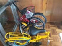 無料貸し出し折りたたみ自転車