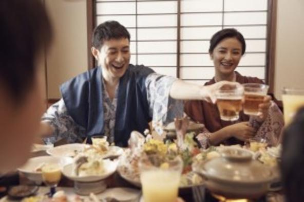 【お子様歓迎!家族旅行応援】夕食はのんびりお部屋食☆お子様用浴衣やアメニティも用意!