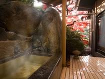 露天風呂客室(新府・一例)