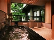 露天風呂客室(金桜・一例)