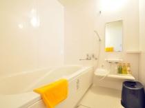 【デラックスツイン】浴室