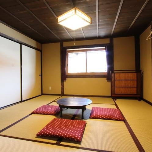 【個室】和室8畳のお部屋の様子です