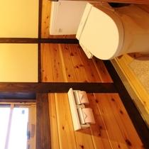 清潔感のある【洗面&トイレ】