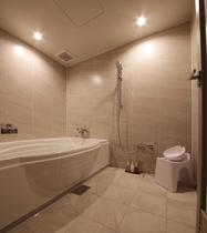 プールスイート バスルーム