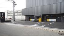 ◆立体駐車場 15:00~翌11:00 料金1泊1,100円(税込)