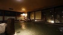 ◆男性内風呂② 天然温泉でゆったり気分♪