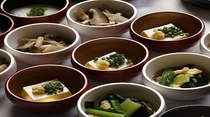◆味めぐり小鉢横丁① ※イメージ
