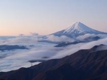 世界遺産、富士山