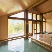 ◇◆ホテル棟大浴場◆◇ひのきのお風呂