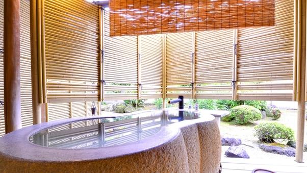 【本館/68平米〜】和室(計15畳以上)+源泉露天風呂付き