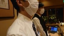 *ガイドラインに従い接客スタッフはマスク着用。また手袋も使用し衛生面向上に努めています。