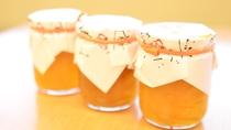 *実はだいだい(橙)は熱海市が生産量日本一。地元の主婦手作りのだいだいマーマレードは当館売店にて。