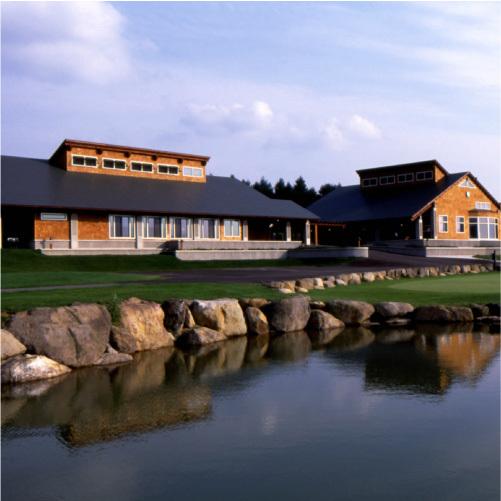 東北唯一の5つ星「ボナリ高原ゴルフクラブ」
