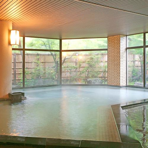 新緑の大浴場(女子風呂イメージ)
