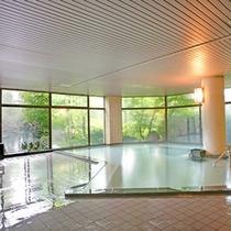 新緑の大浴場(男子風呂イメージ)