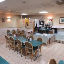 レストラン【ヴェルトフォーレ】館内1Fにございます。