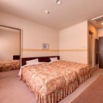 *◇本館◇洋室ファミリールーム/リーズナブルに滞在したい方にお勧めの本館ホテルタイプ。