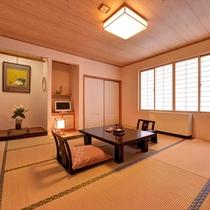 *◆別館◆和室11畳/廊下から畳敷きの風情ある別館旅館タイプ。純和風の室内は広縁付きでゆったり。