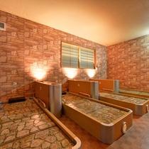 *岩盤浴/ベットタイプの岩盤浴ルームがございます!1時間800円・予約制