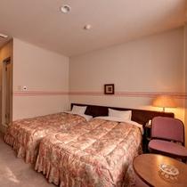 *◇本館◇洋室ツイン(禁煙または喫煙)/リーズナブルに滞在したい方にお勧めの本館ホテルタイプ!