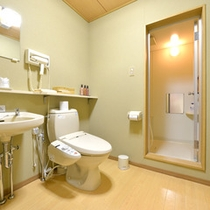 *◆別館◆和室16畳/洗面コーナーもゆったりとしたスペースを確保!バス付き。