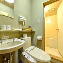 *◆別館◆和室11畳/洗面コーナー。各客室にバス・トイレが付いております。