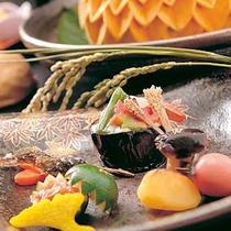 *秋の前菜 (一例)