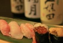 まんぷく寿司プラン(料理イメージ)