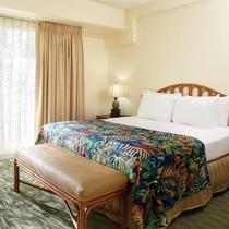■ベッド1台のお部屋例