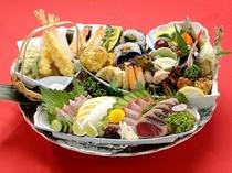 皿鉢料理(2人前)