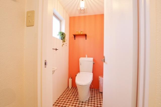トイレ(くつろぎの1LDK)