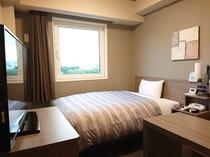 【お部屋】コンフォートシングルルーム  14平米  ベッド幅130cm
