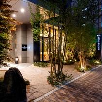 【大阪ビューホテル 本町】_エントランス