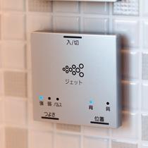 18・19階客室バスルーム_ジェットバス