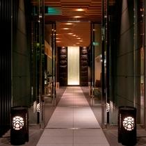 大阪ビューホテル 本町_エントランス