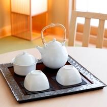 18・19階客室_お茶セット
