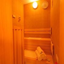 女性大浴場(サウナ)