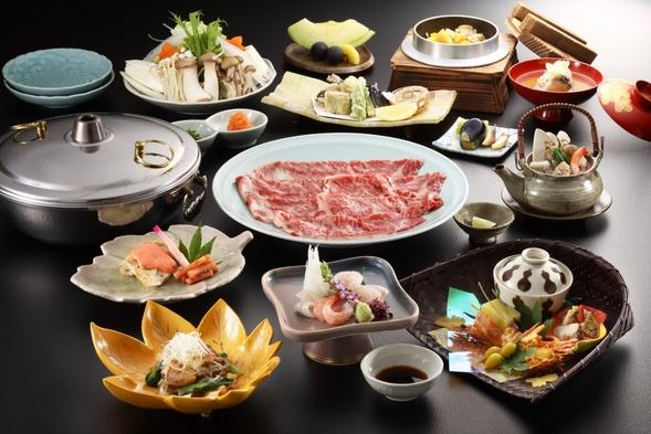 《今日は贅沢に》新潟和牛とのどぐろ付きプラン 楼の膳【部屋食】
