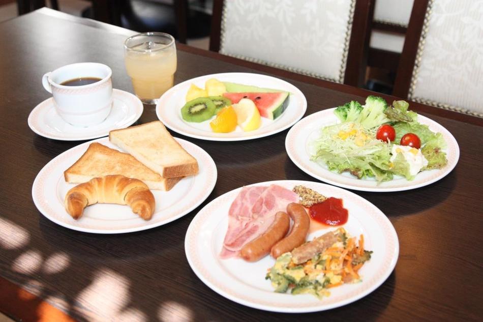 朝食(写真3)