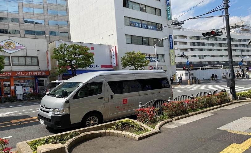 JR蒲田駅と京急蒲田駅からもシャトルバス運行中