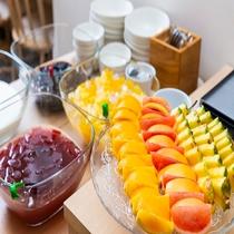 【朝食バイキング】9