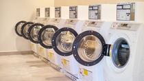 【コインランドリー/11階】 洗剤自動投入/乾燥機能付/有料