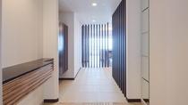 【インフィニティ スイートルーム/禁煙】 最上階・96平米のスイートルーム。