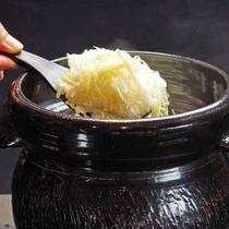*【ご夕食:生姜ご飯(一例)】旬に合わせたご飯をご提供いたします
