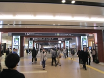 金沢駅 コンコース