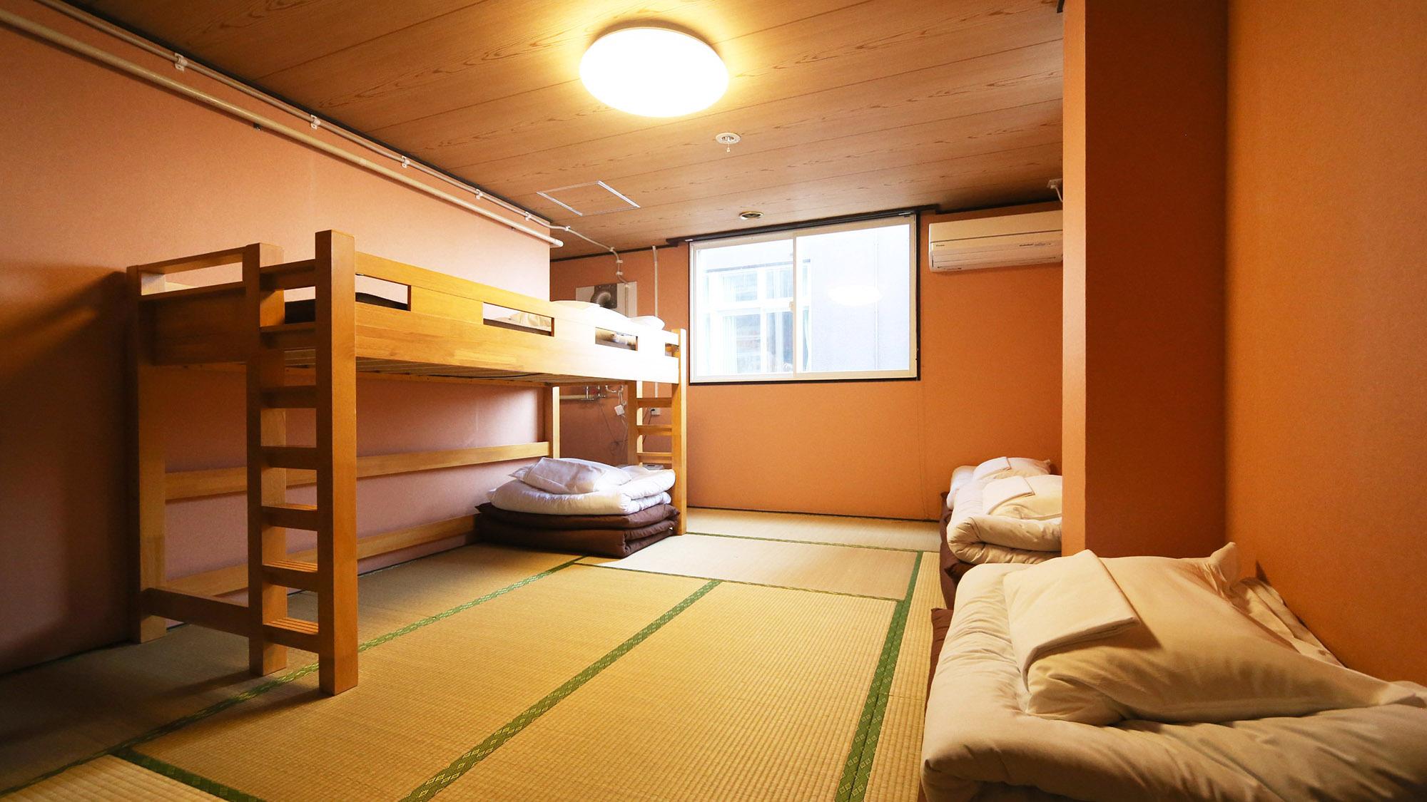 ・5名和室(バスルーム付)