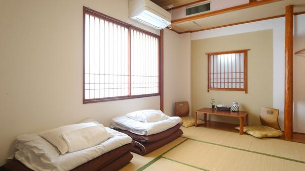 【禁煙】5人部屋(和室)バストイレ共用